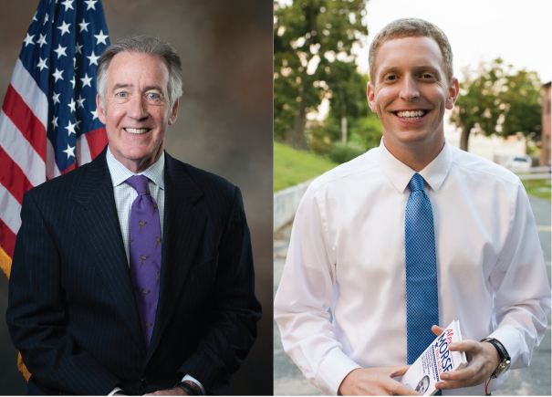 Neal, Morse face off in close Berkshire congressional primary
