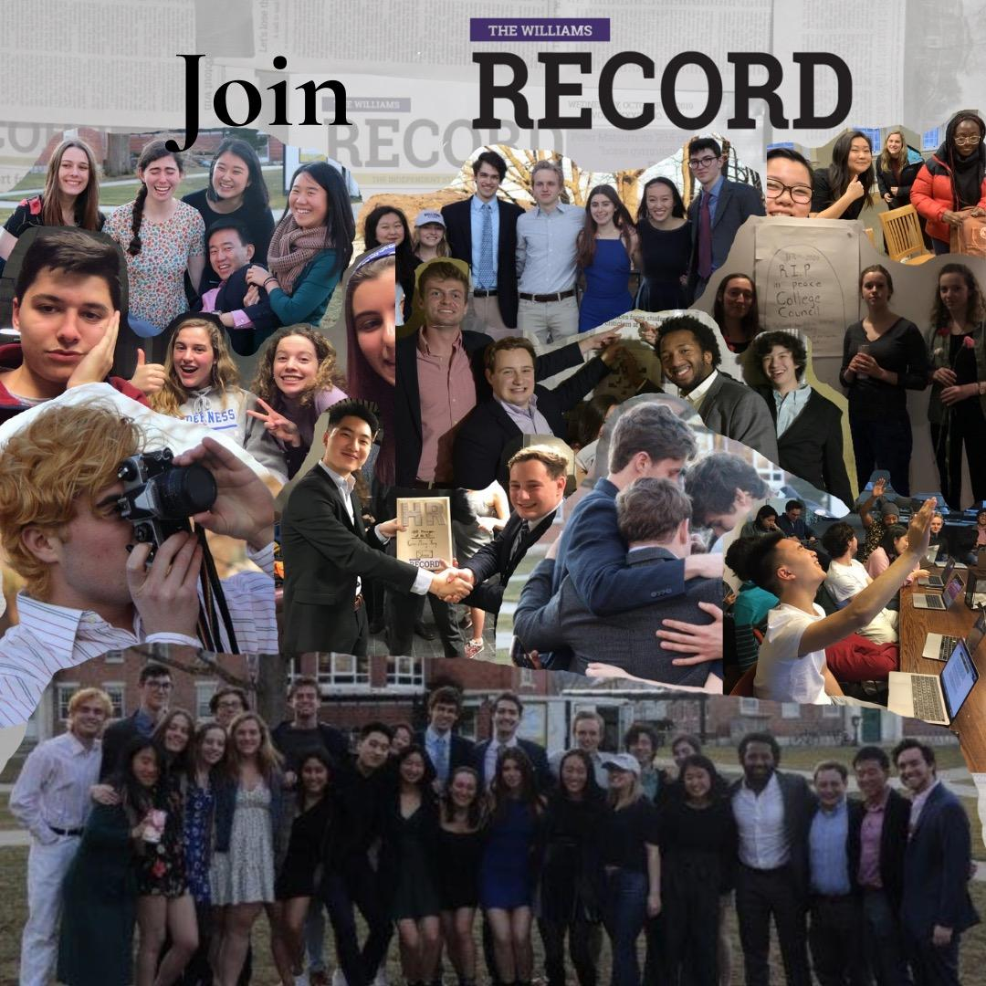 Join the record