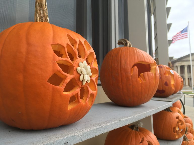 This Halloween, the masks aren't just for costumes