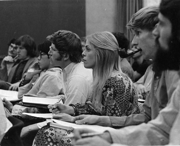 'Like an adventure': The beginnings of coeducation, 50 years ago