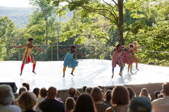 Jacob's Pillow theatre, site of college dance collaborations, destroyed in fire