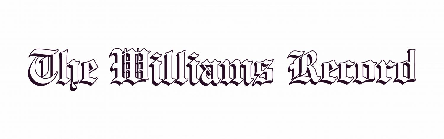 The Student-Run Newspaper of Williams College Since 1887