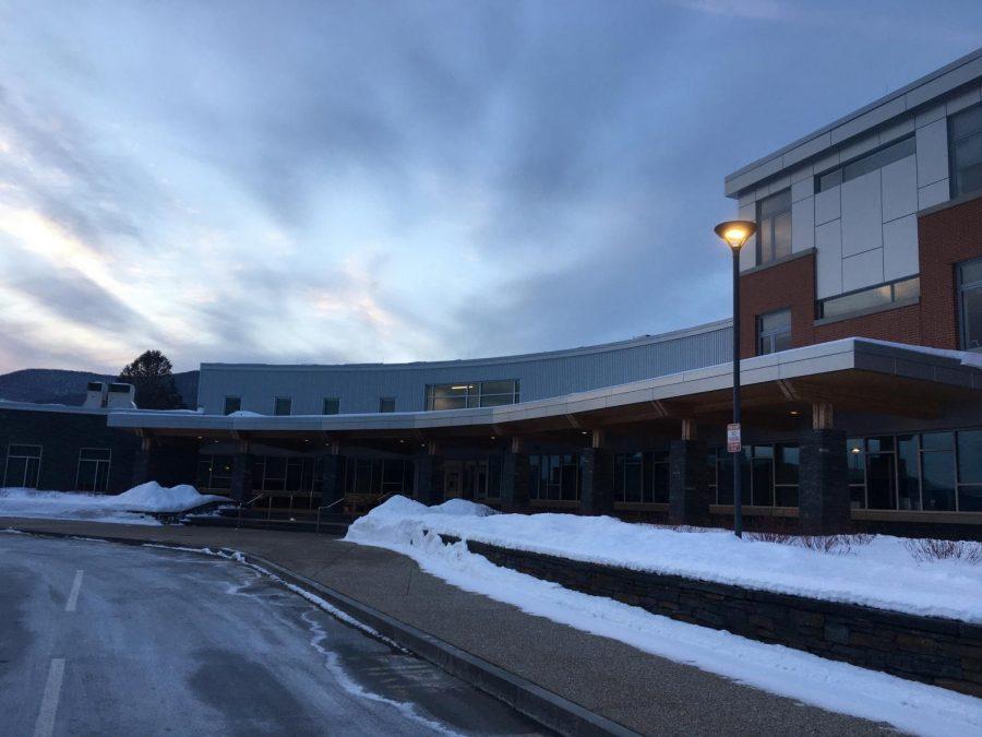 Mt. Greylock Regional High School (Niku Darafshi '21, The Williams  Record)