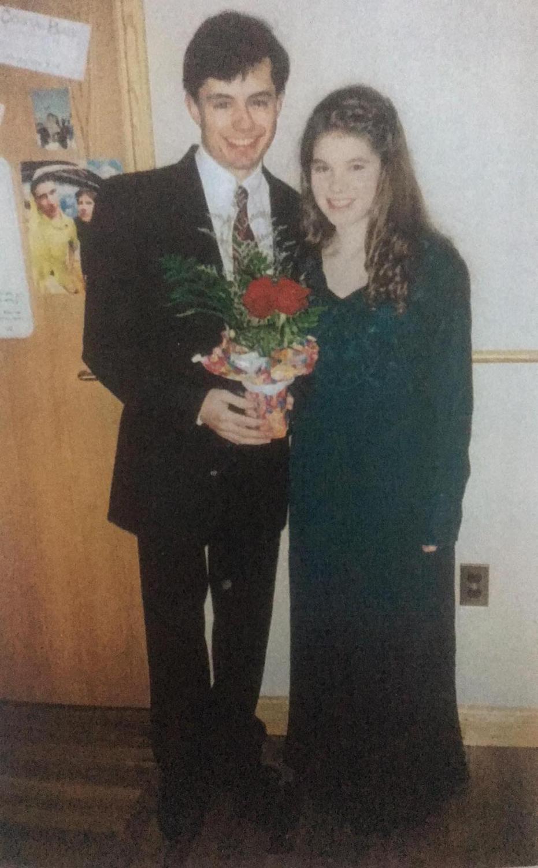 Darik Vélez '01 and Elizabeth Vélez '02