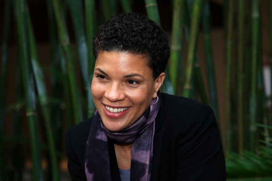 Civil rights lawyer and author Michelle Alexander delivered the evening keynote for Claiming Williams Day. Photo courtesy of Michelle Alexander.