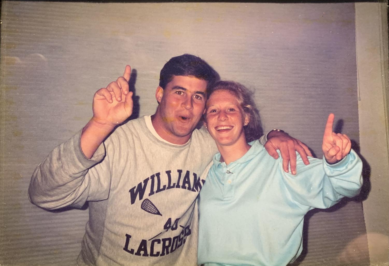 Andrew Everett '92 and Elise Newhall Everett '94