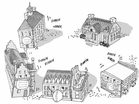 Comic: Dorms