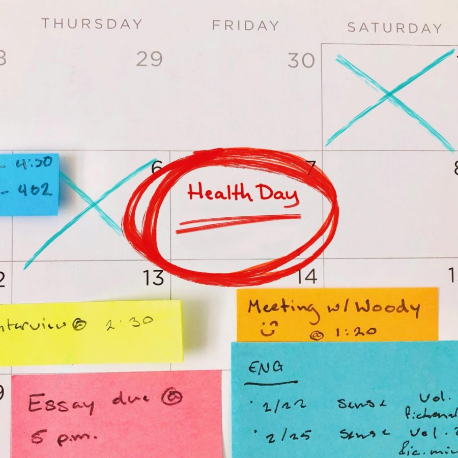 Some professors will give their students extra Health Days in addition to the College-designated Health Days this spring. (Taryn McLaughlin/The Williams Record)
