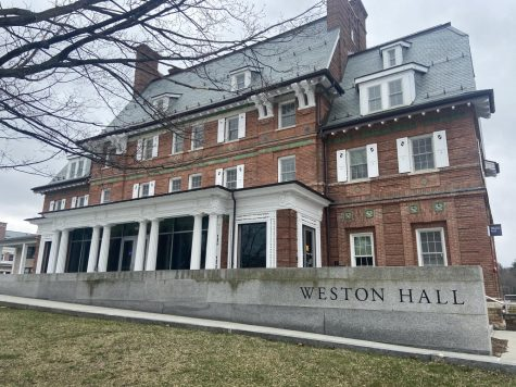 Similar to last year, prospective first-years will not be able to visit in person this spring. Instead, Virtual Previews will be held on April 16 and 17. (Ella Marx/The Williams Record)