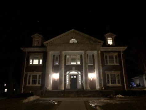 Friday's party was the latest in what Wood House residents described as a pattern of illicit gatherings that violated the College's public health guidelines. (Megan Lin/The Williams Record)