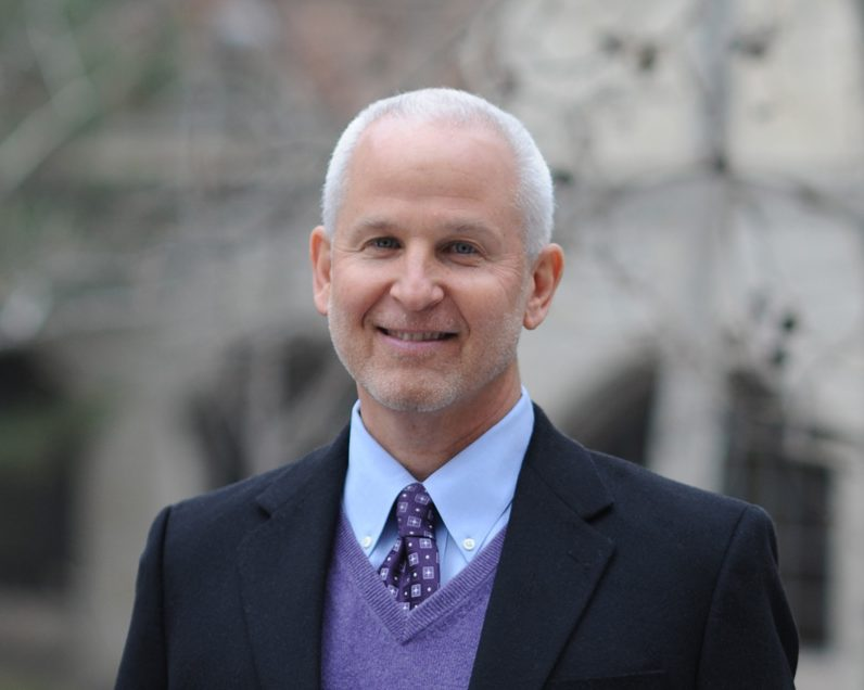 Before Schapiro began his tenure as President of Northwestern University, he served as president of Williams, and as a professor of economics. Photo courtesy of Northwestern University.