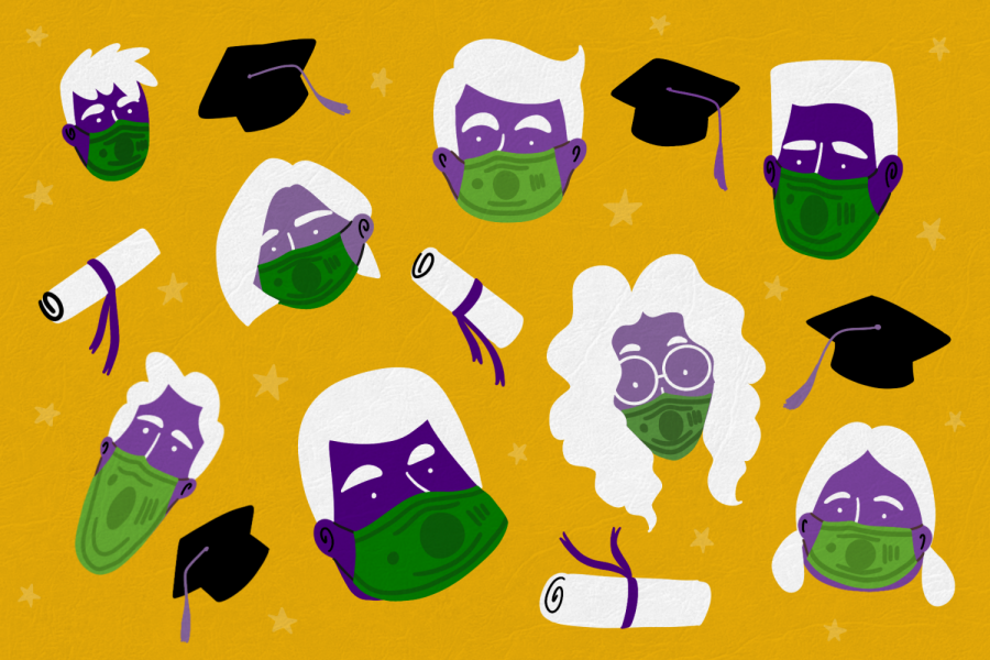 During commencement, be mindful of privilege