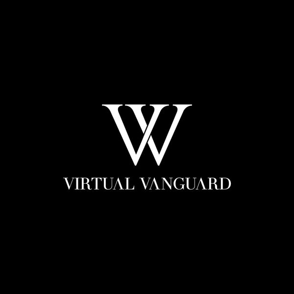 Michael Berry '18 and Valerie Oyakhilome '18 created the Virtual Vanguard podcast to provide a home for everything Black. (Graphic courtesy of Michael Berry and Valerie Oyakhilome.)