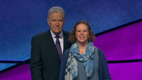Kirsten Rose '94 competed on Jeopardy! in 2019. (Photo courtesy of Kirsten Rose.)