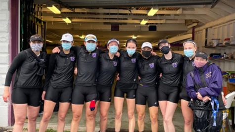 Women's crew advances to NESCAC championship