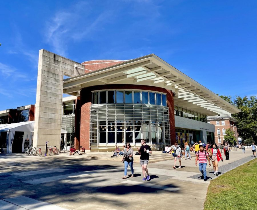 Approximately 2,130 students are enrolled this semester, a figure 115 students higher than the average fall enrollment between 2016 and 2019. (Sam Riley/The Williams Record)