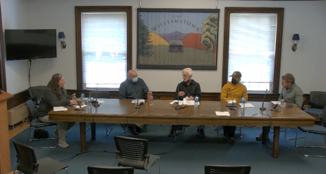 The Select Board announced that it will start a new search for a permanent town manager  in January. Photo courtesy of Willinet.